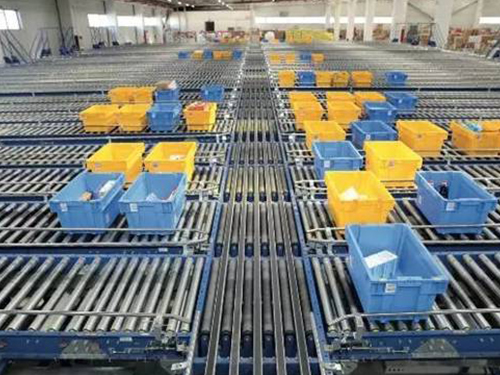 Suning Shanghai logistics center system upgrade - Super Netw…